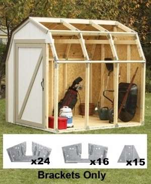 2x4basics shed kits creative shelters solutioingenieria Gallery