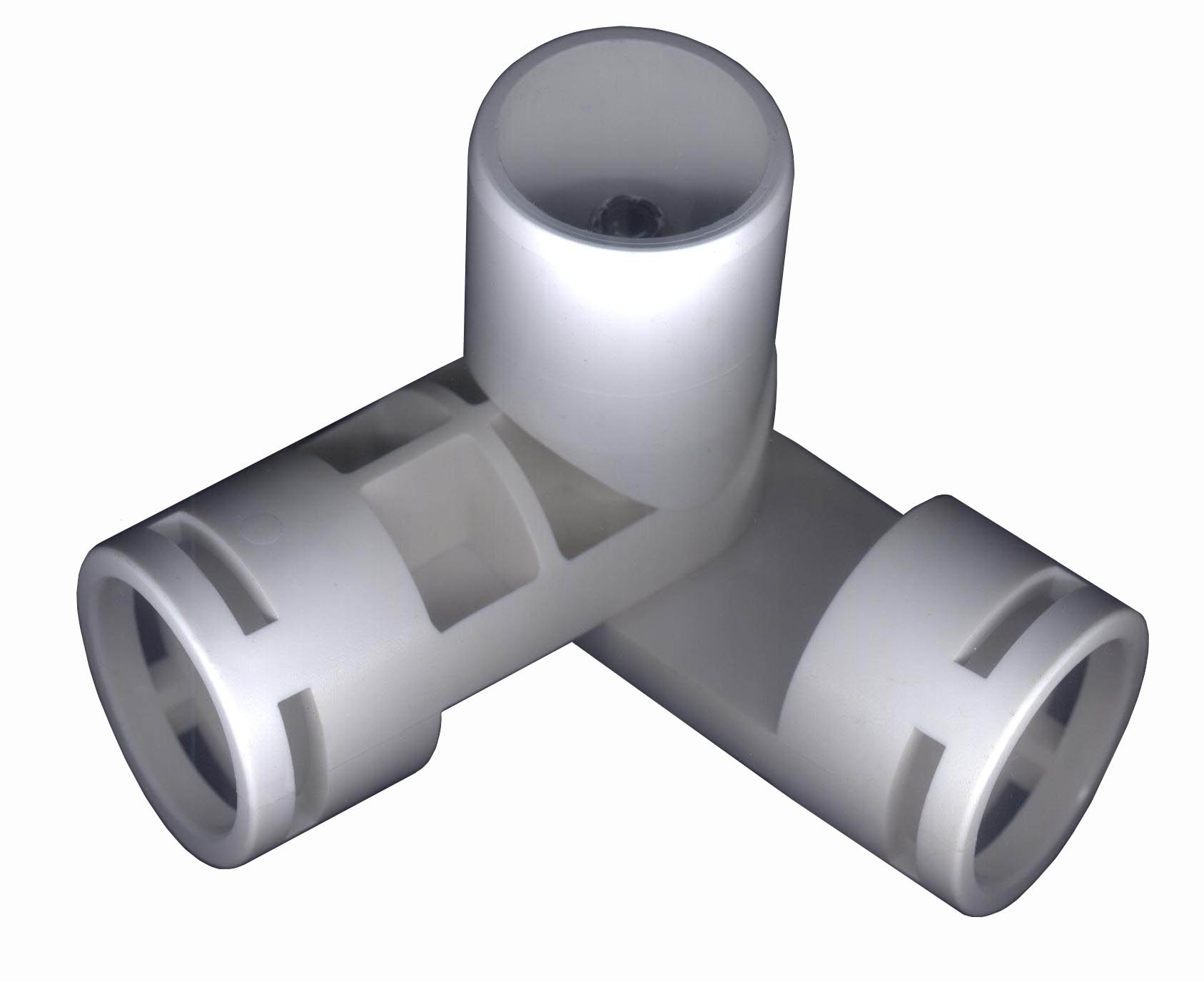 White pvc fittings creative shelters