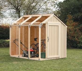 2x4basics 174 Kits Creative Shelters