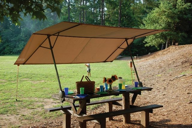 QuickCl&Tilt & Quick Clamp Canopy | Creative Shelters