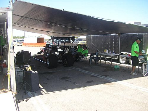 Race Car Shade Canopy Thanks to our Puerto Rico customer for sending us these pictures of his 20 by 40 race car project canopy. This canopy was built with ¾ ... & Customer Photo Gallery | Creative Shelters